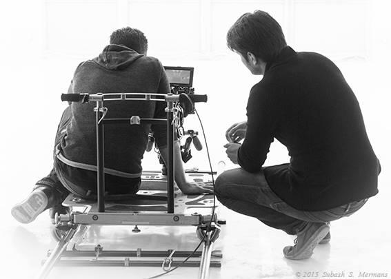 Behind the scenes Lakkerij Degroote